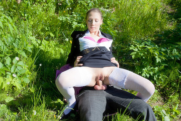 Awesome hook up fuck with a sexy teacher